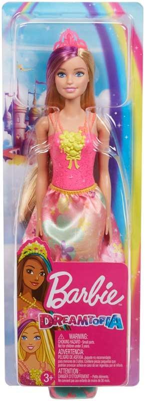 Wholesalers of Barbie Dreamtopia Princess Asst toys