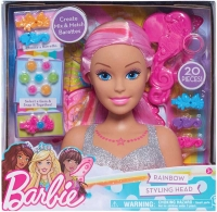 Wholesalers of Barbie Dreamtopia Rainbow Styling Head toys image