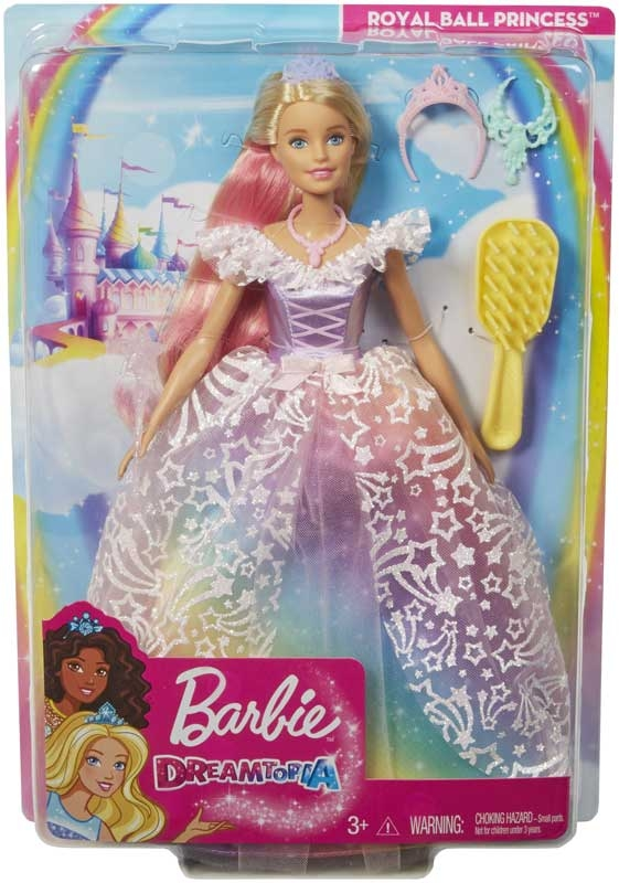 Wholesalers of Barbie Dreamtopia Ultimate Princess toys