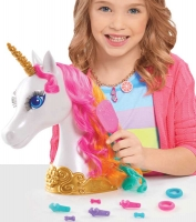 Wholesalers of Barbie Dreamtopia Unicorn Styling Head toys image 3