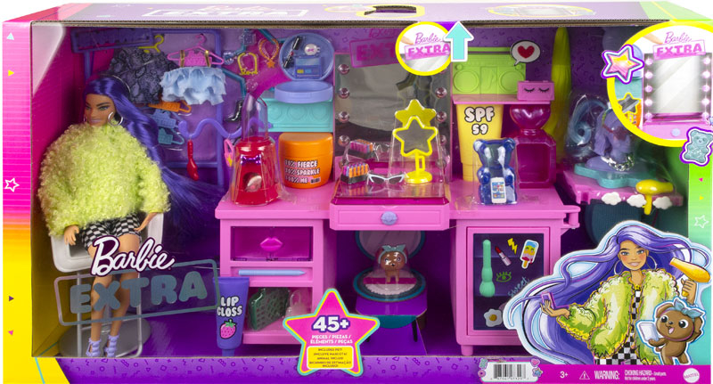 Wholesalers of Barbie Extra Doll And Playset toys