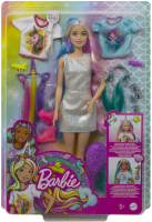 Wholesalers of Barbie Fantasy Hair Doll toys image