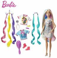 Wholesalers of Barbie Fantasy Hair Doll toys image 2