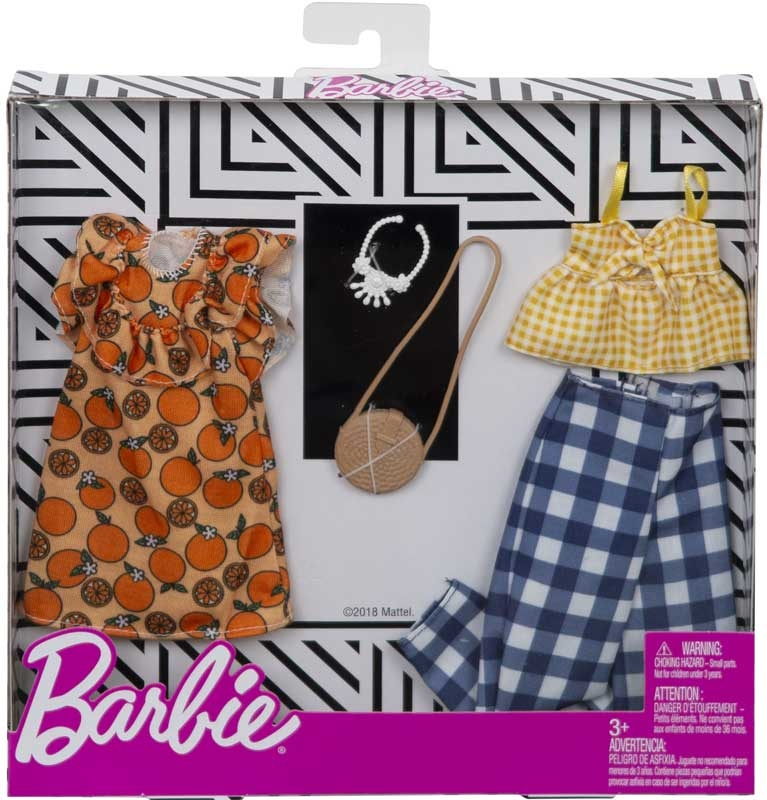 Wholesalers of Barbie Fashion 2-packs Asst toys