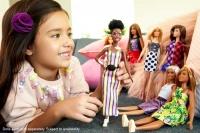 Wholesalers of Barbie Fashionistas Doll 135 Vitaligo toys image 4