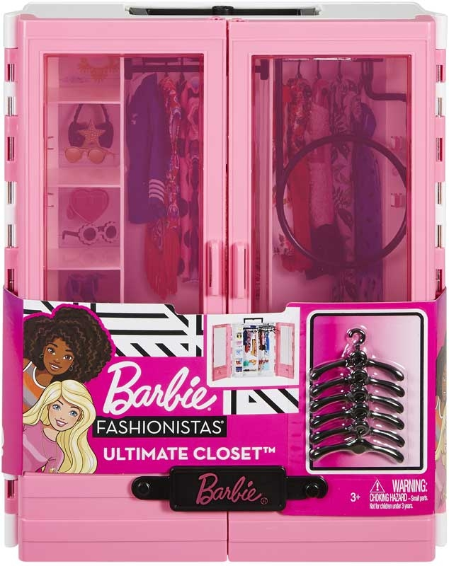 Wholesalers of Barbie Fashionistas Ultimate Closet toys