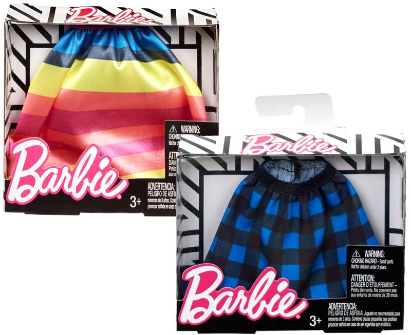 Wholesalers of Barbie Fashions Bottoms toys