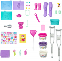 Wholesalers of Barbie Fast Cast Clinic Playset toys image 2