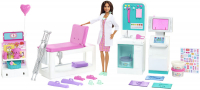 Wholesalers of Barbie Fast Cast Clinic Playset toys image 3