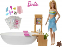Wholesalers of Barbie Fizzy Bath Doll And Play Set toys image 2
