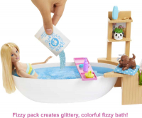 Wholesalers of Barbie Fizzy Bath Doll And Play Set toys image 3