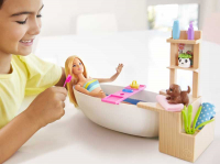 Wholesalers of Barbie Fizzy Bath Doll And Play Set toys image 4
