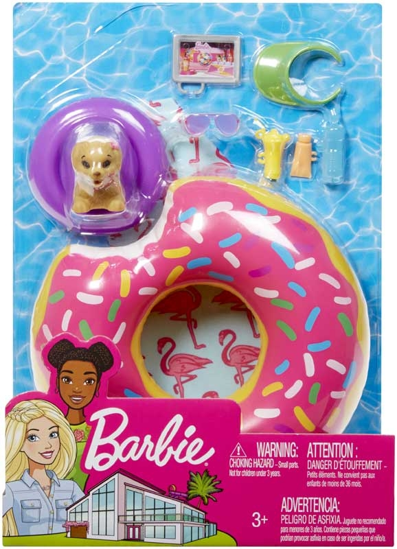 Wholesalers of Barbie Floating Donut toys