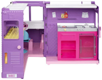 Wholesalers of Barbie Food Truck toys image 2