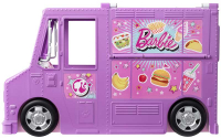 Wholesalers of Barbie Food Truck toys image 3