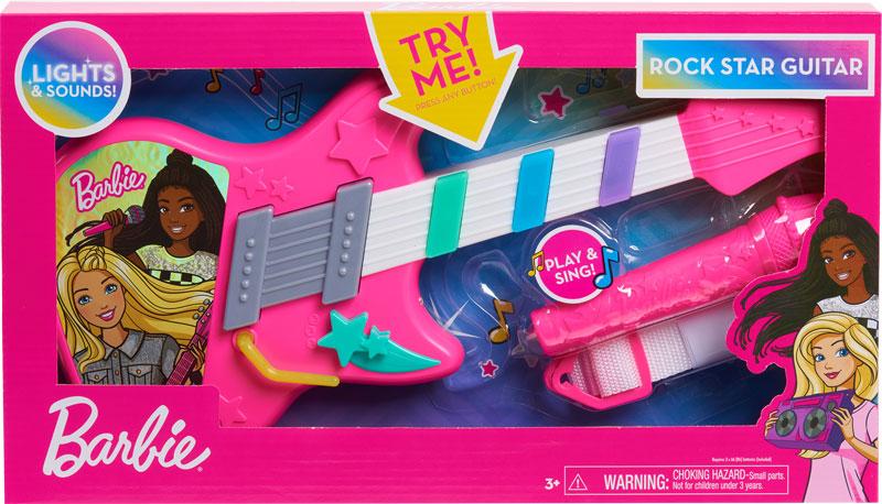 Wholesalers of Barbie Guitar toys