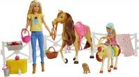 Wholesalers of Barbie Hugs N Horses toys image 2