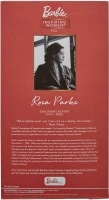 Wholesalers of Barbie Inspiring Women Doll 1 - Rosa Parks toys image 3