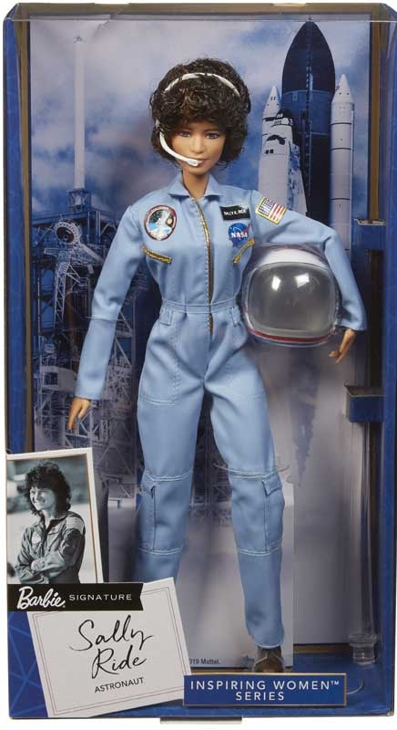 Wholesalers of Barbie Inspiring Women Doll 2 - Sally Ride toys
