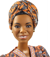 Wholesalers of Barbie Inspiring Women Maya Angelou toys image 4