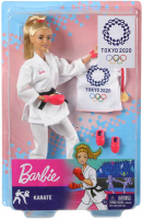 Wholesalers of Barbie Karate Doll toys Tmb