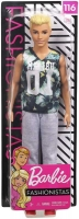 Wholesalers of Barbie Ken Fashionista Asst toys image