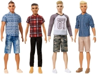 Wholesalers of Barbie Ken Fashionista Asst toys image 4