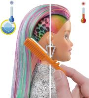 Wholesalers of Barbie Leopard Rainbow Hair Doll toys image 3