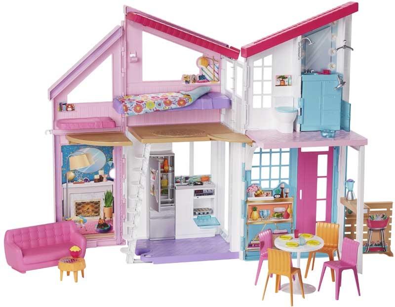 Wholesalers of Barbie Malibu House toys