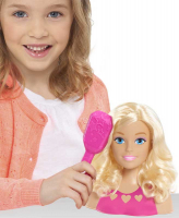 Wholesalers of Barbie Mini Blonde Styling Head toys image 3