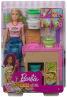 Wholesalers of Barbie Noodle Maker Doll And Playset toys Tmb