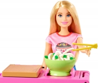 Wholesalers of Barbie Noodle Maker Doll And Playset toys image 2