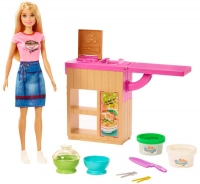 Wholesalers of Barbie Noodle Maker Doll And Playset toys image 3