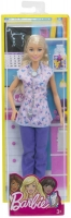 Wholesalers of Barbie Nurse Doll - Solid toys image