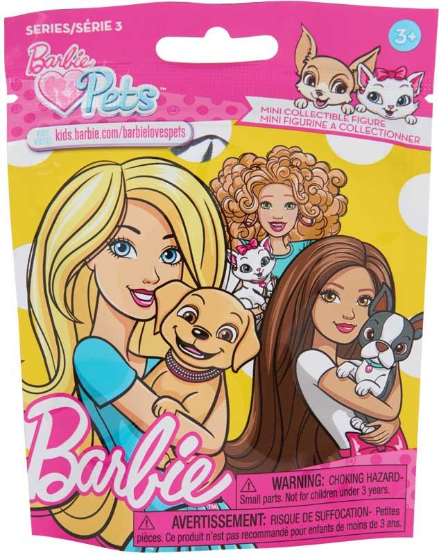 Wholesalers of Barbie Pet Blind Bags toys