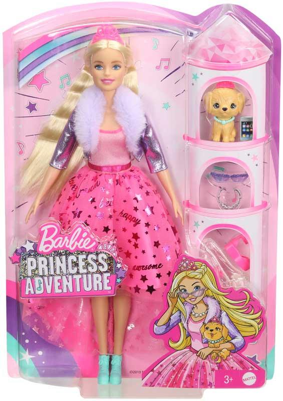 Wholesalers of Barbie Princess Adventure Barbie toys