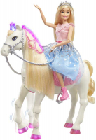 Wholesalers of Barbie Princess Adventure Feature Horse toys image 2