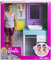 Wholesalers of Barbie Shaving Ken toys image