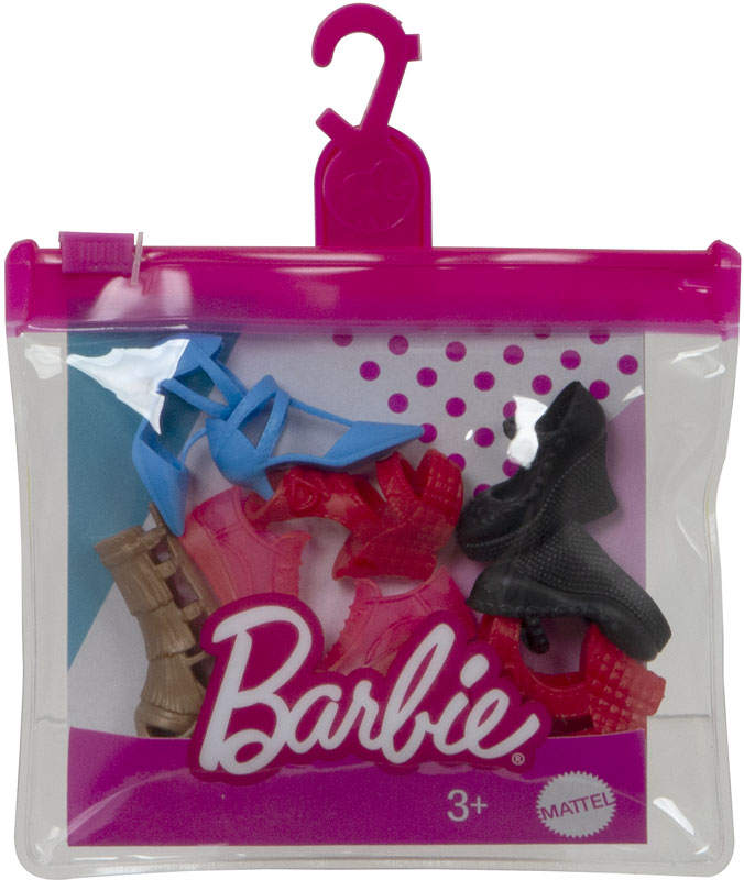 Wholesalers of Barbie Shoes Accessories toys