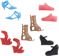 Wholesalers of Barbie Shoes Accessories toys image 3