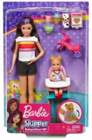 Wholesalers of Barbie Skipper Babysitters Inc Doll And Accessories toys image