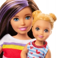 Wholesalers of Barbie Skipper Babysitters Inc Doll And Accessories toys image 2