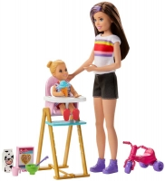 Wholesalers of Barbie Skipper Babysitters Inc Doll And Accessories toys image 3