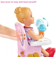 Wholesalers of Barbie Skipper Babysitters Inc Doll And Accessories toys image 5