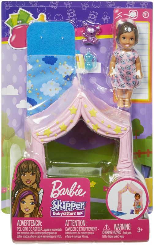 Wholesalers of Barbie Skipper Storytelling Packs toys