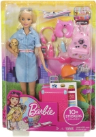Wholesalers of Barbie Travel Barbie Lead Doll toys image