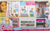 Wholesalers of Barbie Ultimate Kitchen With Doll toys image