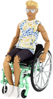Wholesalers of Barbie Wheelchair Ken Doll toys image 2