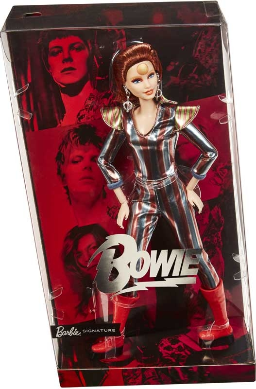 Wholesalers of Barbie X David Bowie Doll toys