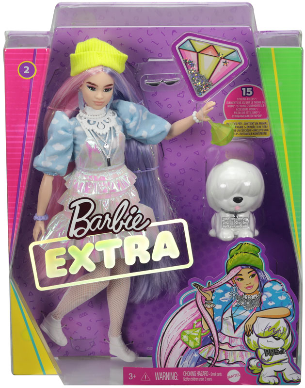 Wholesalers of Barbie Extra Beanie Doll toys